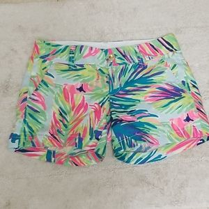 Lilly Pulitzer Women's Short Size 00